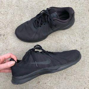 Nike Training 6 shoes gym workout athletic black